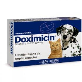 DOXIMICIN 100MG X10COMP