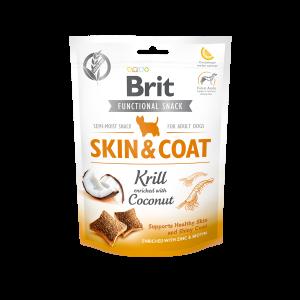 Brit Care Functional Snack Skin & Coat para perros