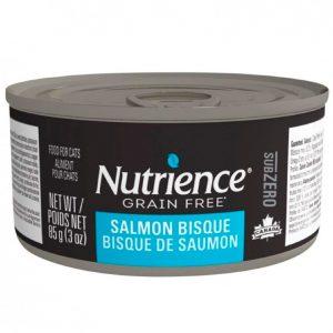 NUTRIENCE SUBZERO CAT HUMEDO SALMON