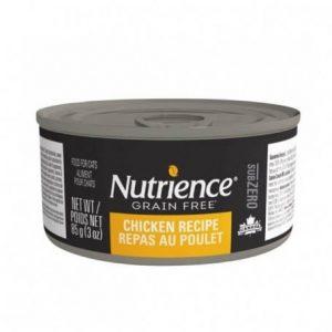 NUTRIENCE SUBZERO CAT HUMEDO POLLO