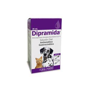 Dipramida 0.527% solución oral 20 ml