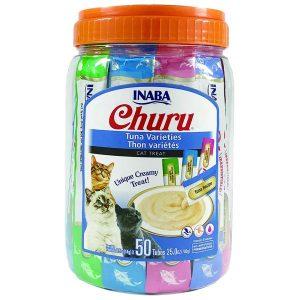 CHURU TUNA VARIEDADES 50 TUBOS 700 GR