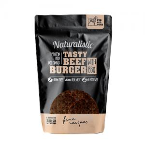 NATURALISTIC BEEF BURGER BBQ 220 GR