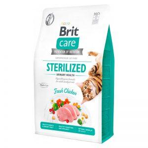 BRIT CARE CAT STERILIZED URINARY HEALTH CHICKEN