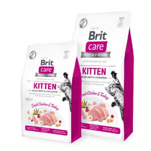 BRIT CARE CAT KITTEN HEALTHY GROWTH & DEVELOPMENT 7 KG