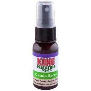 KONG NATURALS CATNIP SPRAY 30 ML