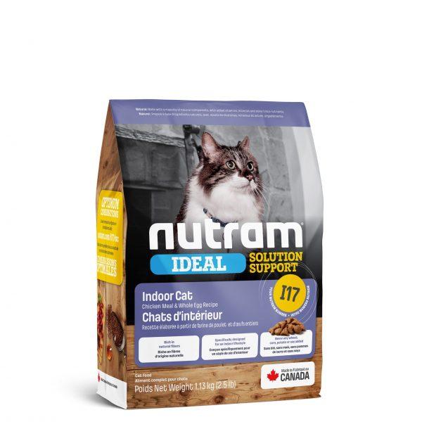 NUTRAM I17 INDOOR CAT 1.13 KG