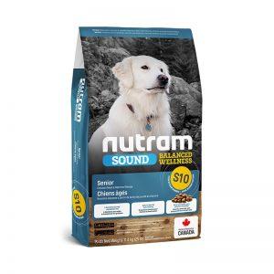 NUTRAM S10 SOUND SENIOR DOG