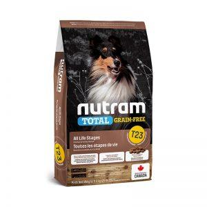 NUTRAM T23 GRAIN FREE CHICKEN & TURKEY DOG 2 KG