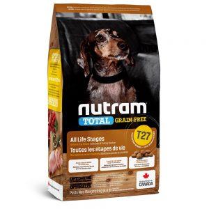 NUTRAM T27 GRAIN FREE S. BREED CHICKEN & TURKEY 2 KG