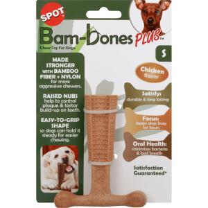 BAM-BONES TIPO T SABOR POLLO S