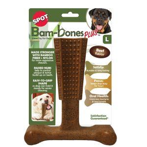 BAM- BONES TIPO T SABOR CARNE LARGE