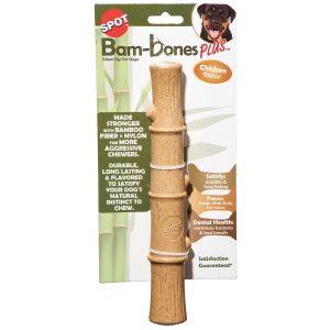BAM- BONES TIPO TRONCO SABOR POLLO GRANDE (9.5)