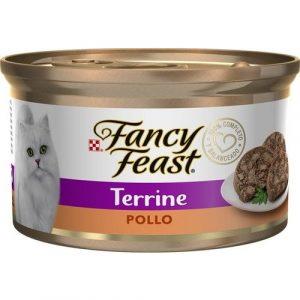 PROPLAN FANCY FEAST TERRINE POLLO 85 GR
