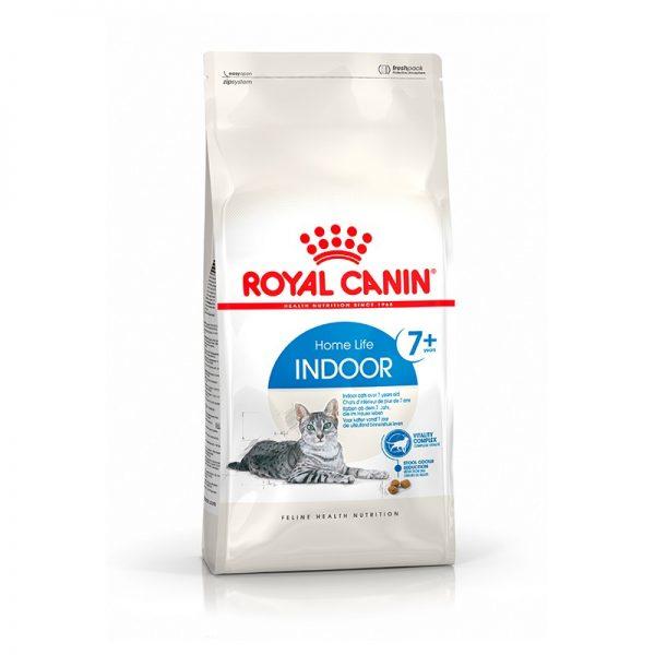 ROYAL CANIN INDOOR FELINO +7 1.5 KG
