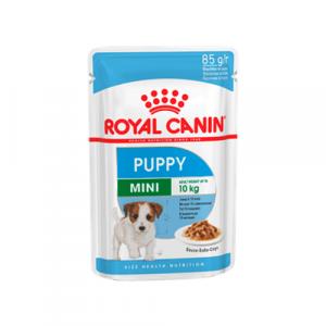 ROYAL CANIN MINI PUPPY DOG POUCH 85 GR