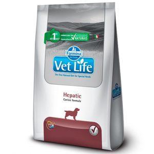 VETLIFE  CANINO HEPATIC 10 KG